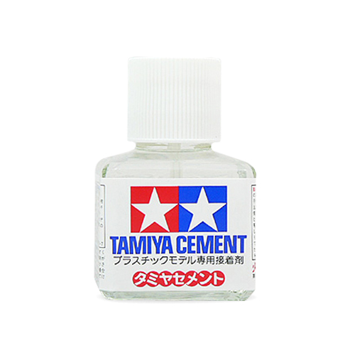 [TAMIYA] Cement 40ml 접착제 (수지) [87003]